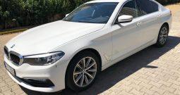 Şöförlü BMW 5.20 Kirala