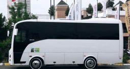 Şoförlü Lüx İSUZU Otobüs