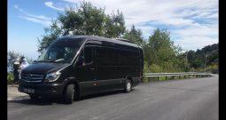 Şoförlü Merecedes Sprinter  Kiralama VİP & LÜX