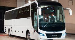 Şöförlü Otobüs Kiralama LÜX & VİP