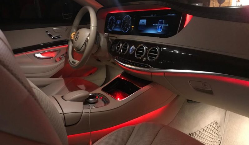Şöförlü Mercedes S Class | ULTRA LUX dolu